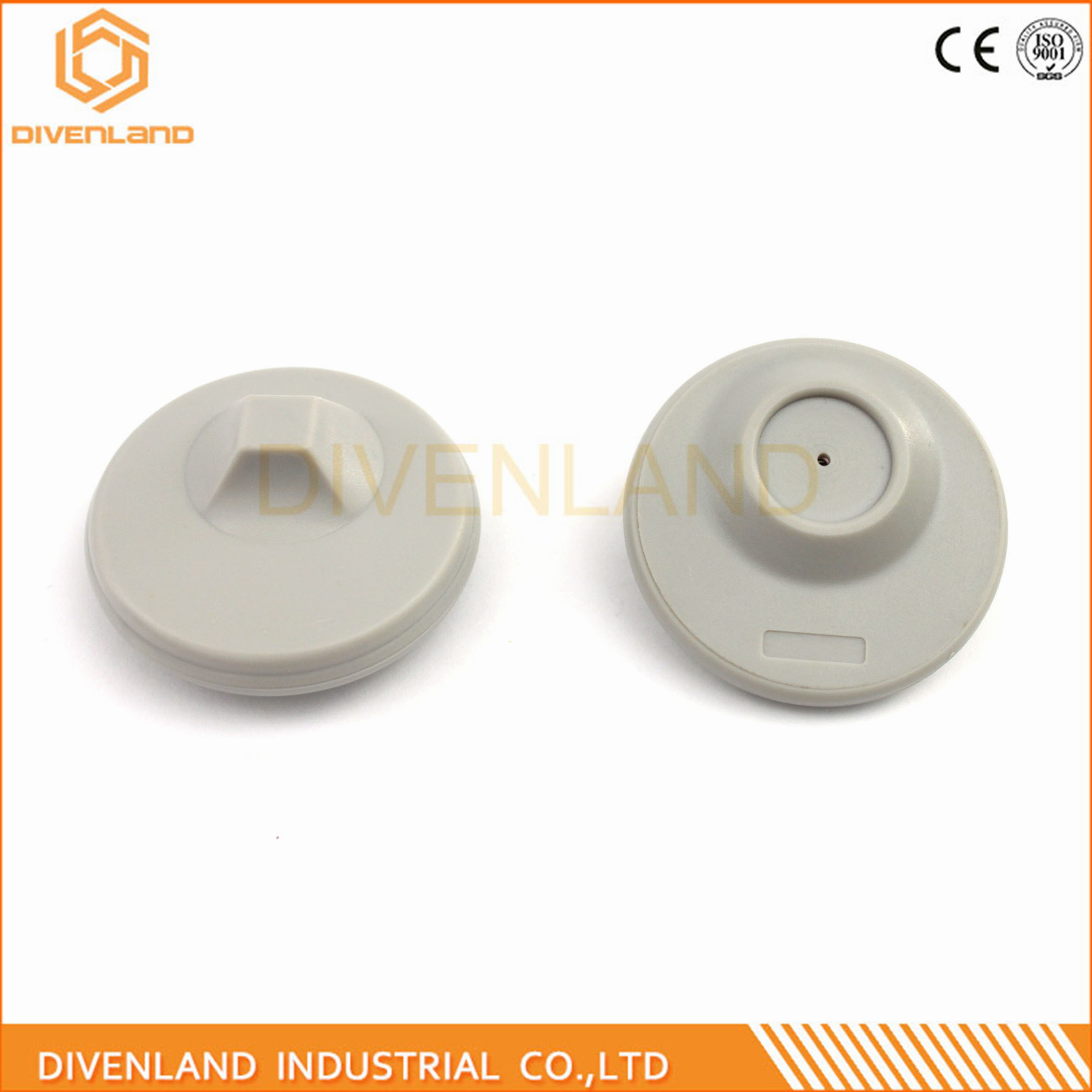 EAS anti-theft hard round security tag Featured Image